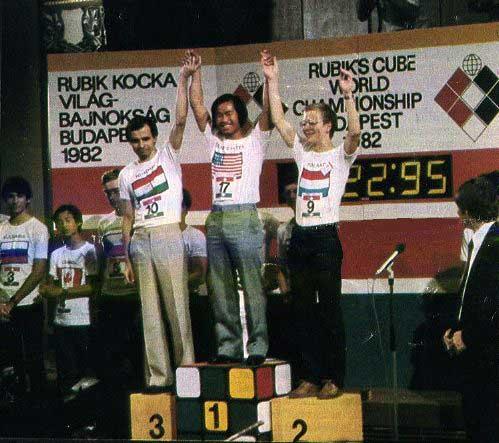 world rubik's cube championship