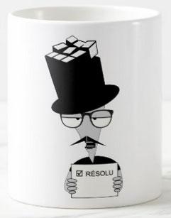mug Rubik's Cube