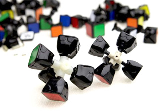 Rubikscube tension